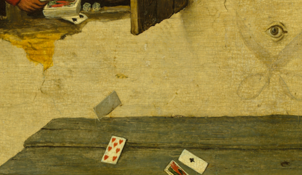 Proverbs Full Painting Will Blow Your Mind With Hidden Details