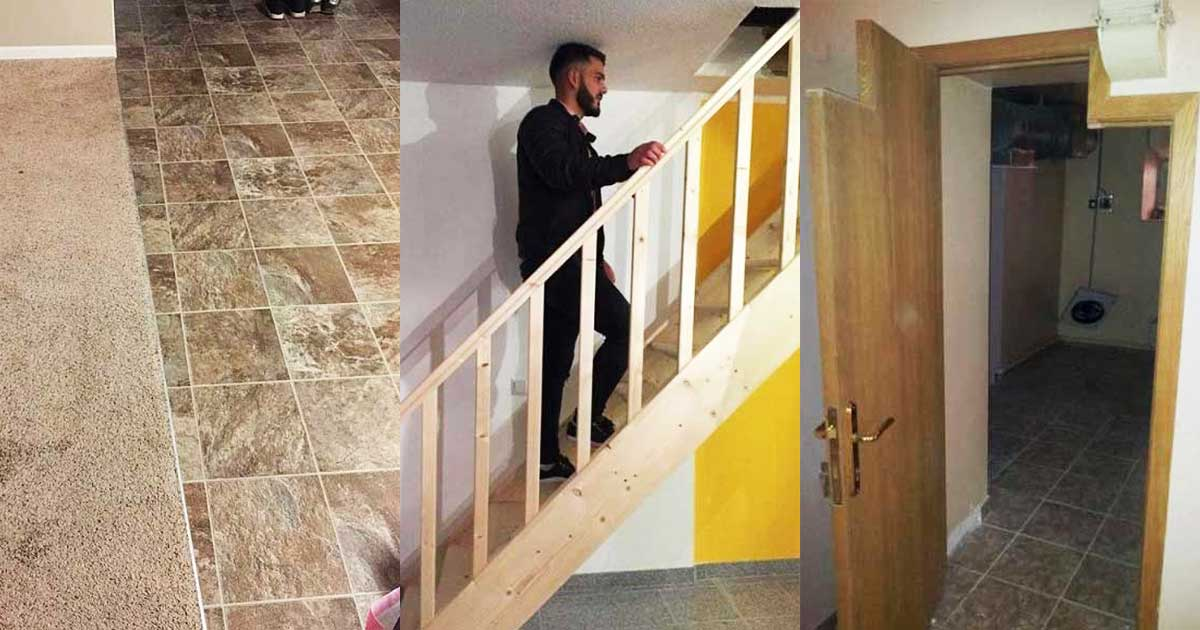 Worst Home Renovation Fails