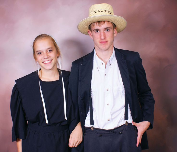 Amish people sleep in same bed when dating