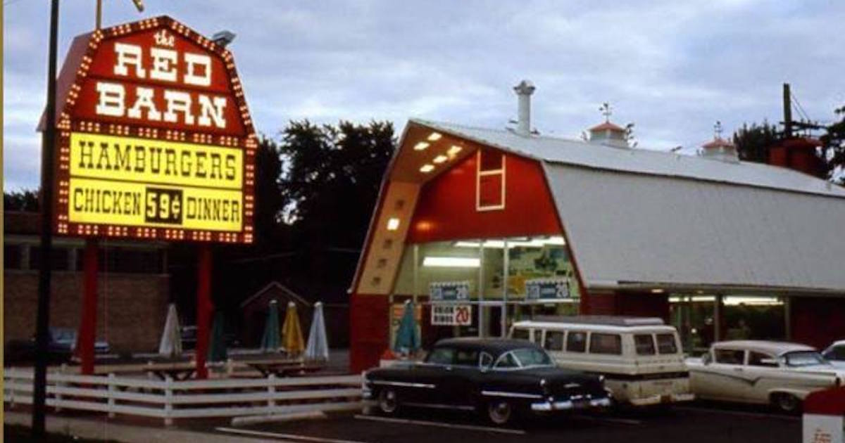 Do You Remember These Defunct Restaurant Chains