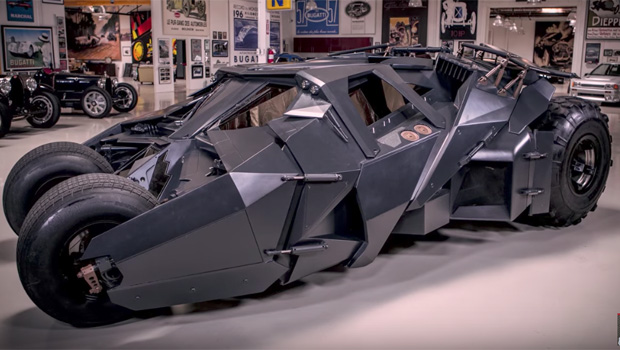 The Top 20 Strangest But Coolest Cars In Jay Leno S Garage