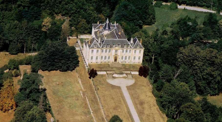 1700s chateau