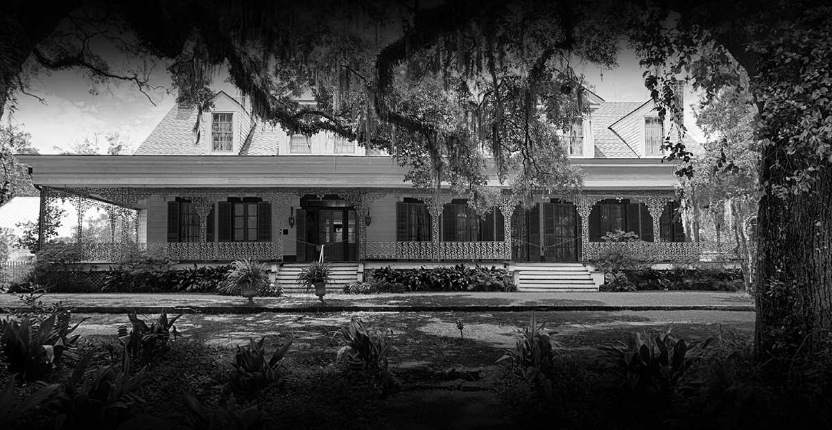 haunted plantations hotels