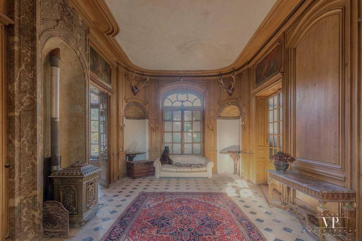 Chateau des Bustes