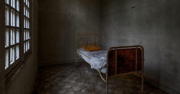 Do You Dare Step Inside This Creepy Abandoned Asylum? Creepy Scary