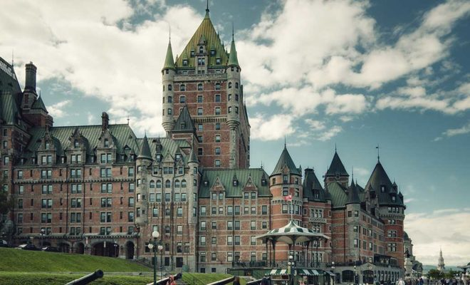 canadian castles