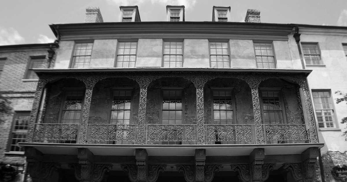 Shiver down your spine the spookiest spots in south carolina for Most haunted places in south carolina