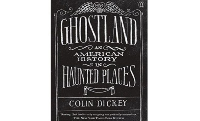 best books about haunted America