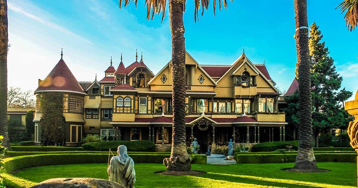 haunted california
