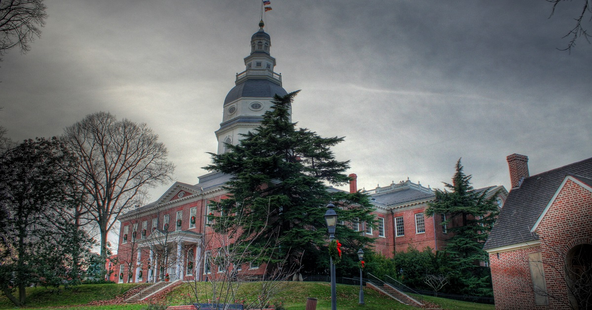 Maryland's Most-Haunted
