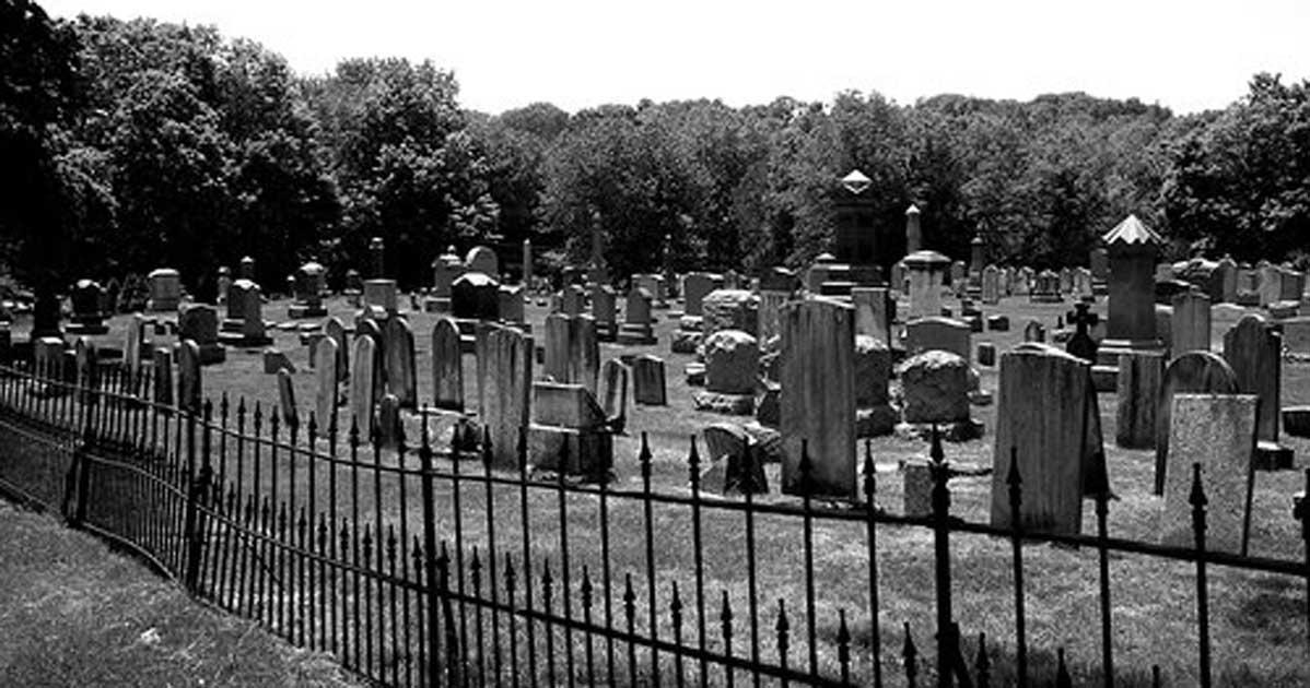 creepy Connecticut
