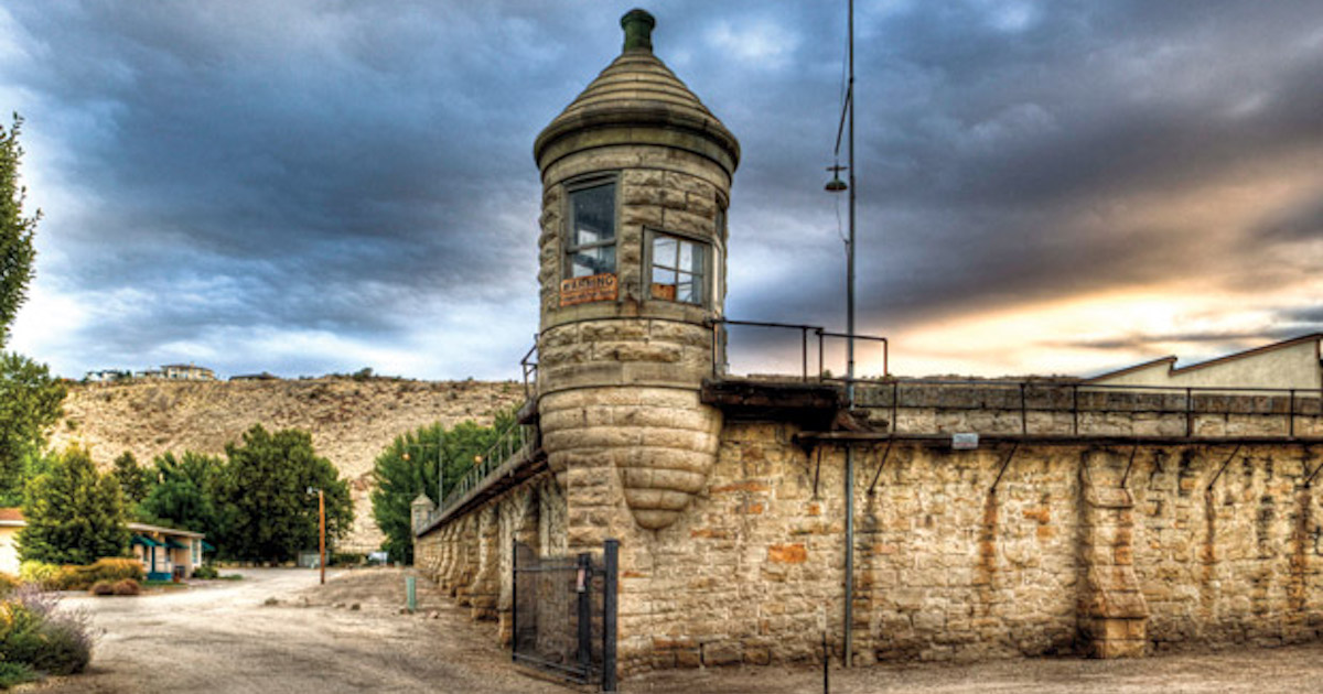 Old Idaho State Penitentiary