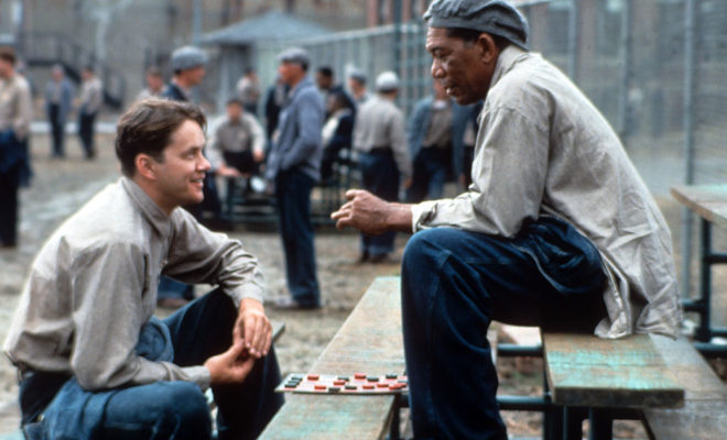 relationship between characters shawshank redemption Contrast in the shawshank redemption 9 relationship and allowing the audience to feel as if they have also formed a relationship with the characters.