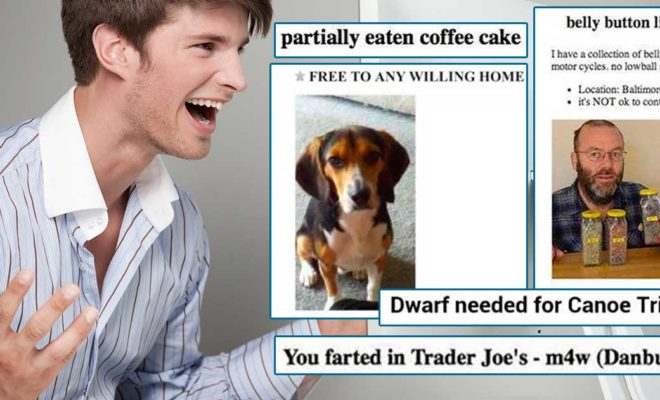 funniest craigslist ads