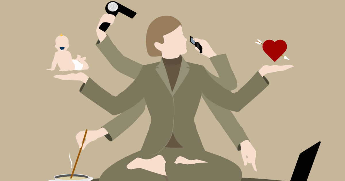 yoga poses at work