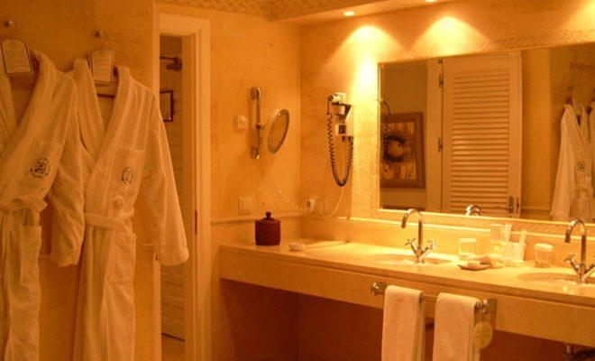 diy bathroom spa