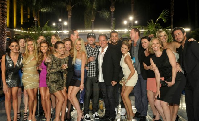 the hills cast now