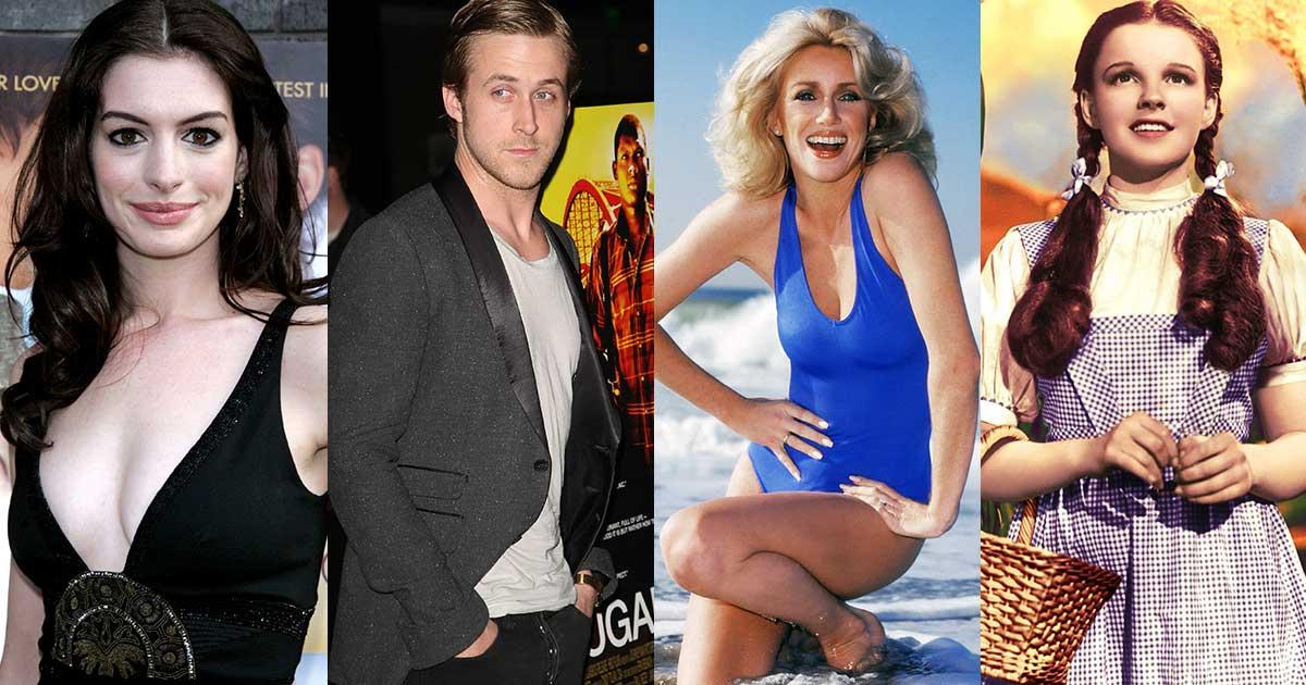 celebrities fired on set